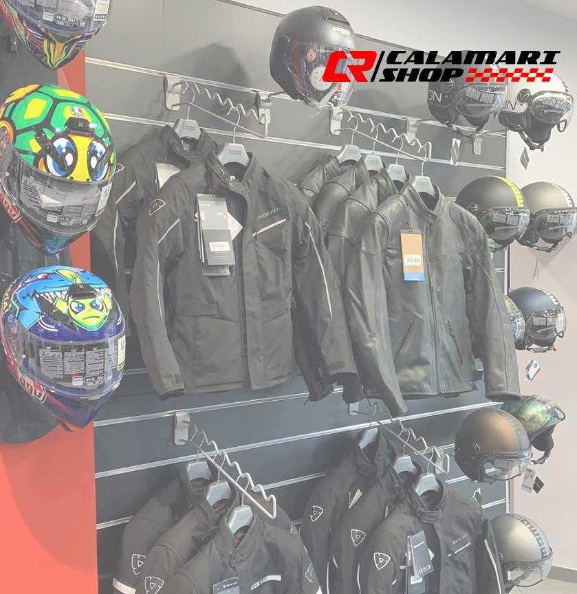 Calamari Racing Shop abbigliamento e accessori moto