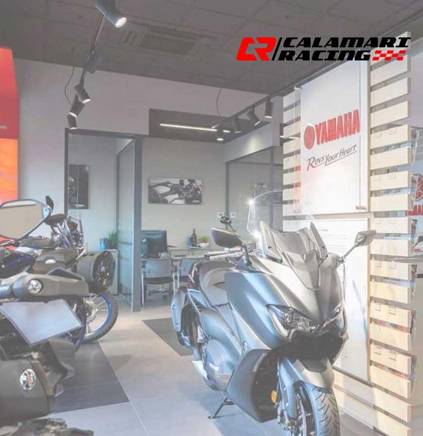 Calamari Racing Concessionaria Yamaha